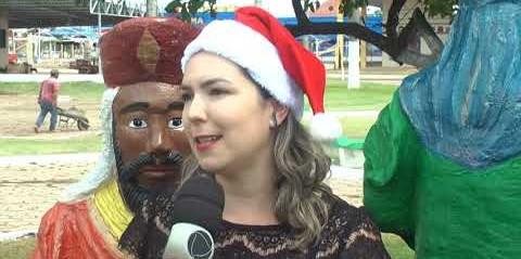 Natal de Luz começa a ser preparado em Rolim de Moura