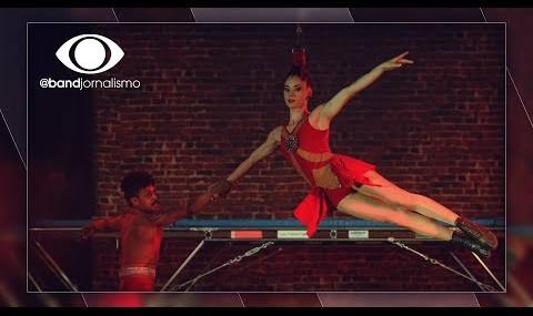 Circos em crise: conheça a rotina dos artistas sem os espetáculos