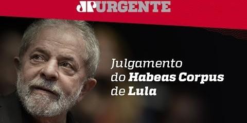 AO VIVO: STF decide sobre prisão de Lula após condenação na 2ª instância