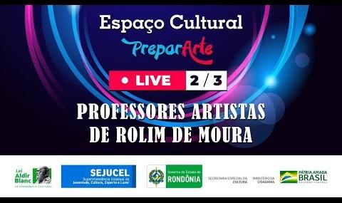 Professores Artistas de Rolim de Moura