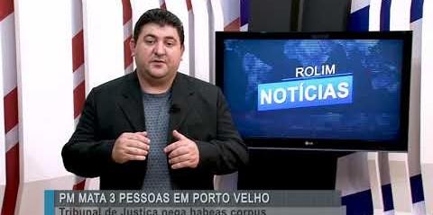 PM mata 3 pessoas em Porto Velho