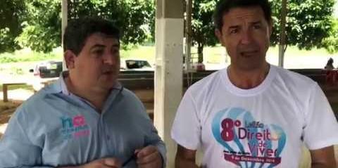 Entrevista com o Médico Oncologista Carlos Roberto, especialista em câncer de cabeça e...