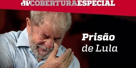 AO VIVO: cobertura da prisão de Lula