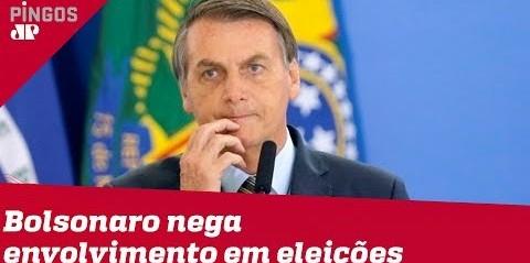 Sem o Aliança, Bolsonaro não se envolverá na eleição de 2020