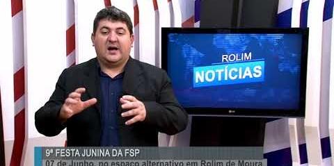 9ª Festa Junina da FSP- Faculdade São Paulo, em Rolim de Moura