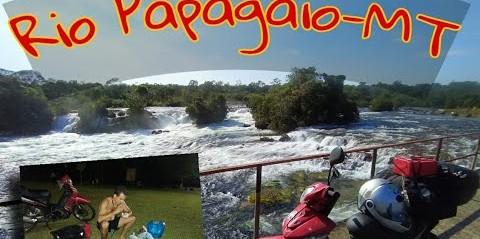 Conheça o Rio Papagaio