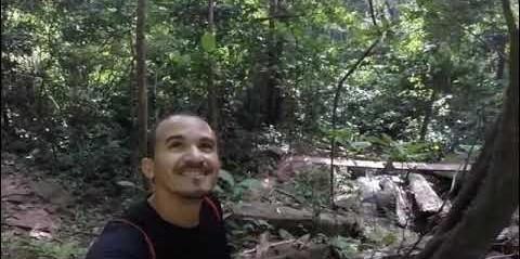 Belezas de Rondônia. Cachoeira do Ratunde
