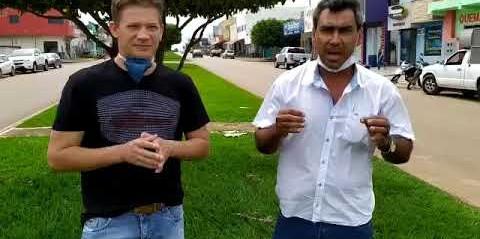Coronavírus: Prefeito Carlos Borges comunica toque de recolher a partir das 20:00 em...