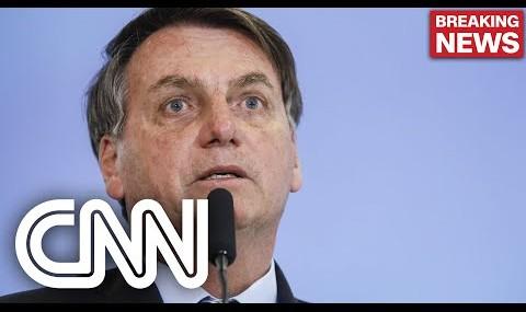 Breaking News: Bolsonaro está com sintomas de Covid-19