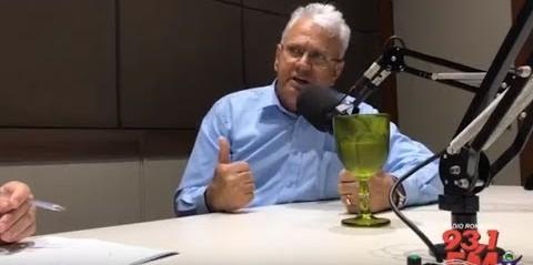 Vice Zé Jodan fala sobre governo em entrevista a Rádio Rondônia