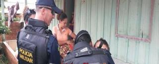 Conselho tutelar e Polícia Militar encontra criança desaparecida, há mais de três dias em Alta Floresta