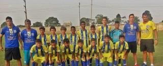 Escolinha Rolim é campeã da Copa Ariquemes de Futebol de Base