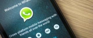 WhatsApp enfrenta problemas de conexão nesta véspera de Ano-Novo