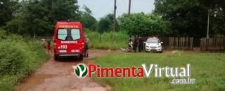 Dois são executados a tiros e uma fica gravemente ferida, em Pimenta Bueno
