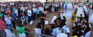 Ano letivo da rede estadual de Rondônia é aberto durante solenidade em Vilhena