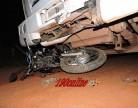 Jovem motociclista morre após colidir com caminhão na zona rural, em Alta Floresta