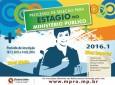 Ministério Público de Rondônia encerra inscrições para estágio neste domingo