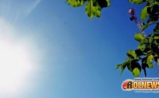 Semana começa quente em Rolim de Moura e região, termômetros podem chegar até 38ºC