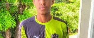 Atleta da Escolinha Rolim é aprovado em avaliação do Atlético Mineiro