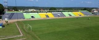 Confederação Brasileira de Futebol vistoria Estádio Aluízio Ferreira em Porto Velho