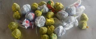 Maconha, telefone e chip encontrados durante revista no presídio de Cacoal