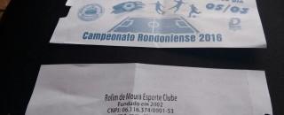 Presidente do Rolim Esporte Clube esclarece sobre ingressos falsos