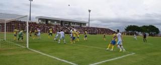 Rolim de Moura estreia no estadual com vitória de 3 a 1 sobre o Ji-Paraná