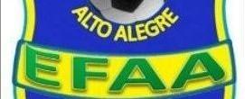 Escolinha Alto Alegre sai bem na disputa do Campeonato Regional, em Rolim de Moura.