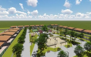 Parceria entre SEJUCEL e Prefeitura pretende reformar quadras de esportes em Rolim