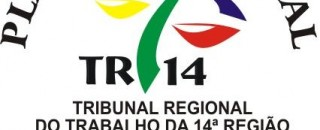 TRT14 divulga escala de Plantão Judicial para o mês de abril