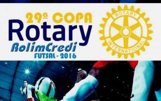 24/05: Confira a tabela da Copa Rotary Rolim Credi
