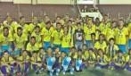 Escolinha Rolim é campeã em mais um ano pelo Campeonato Regional