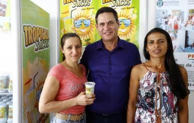 Participação da agroindústria é destaque na Rondônia Rural Show