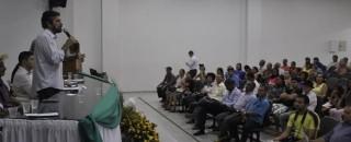 Raupp participa de entrega de títulos urbanos em Jaru