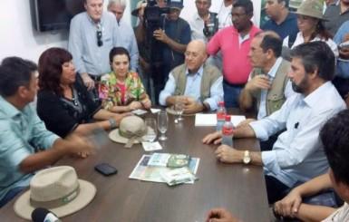 Senador Valdir Raupp  destaca sucesso da Rondônia Rural Show