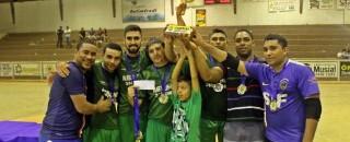 Agromo se consagra campeã da 29ª Copa Rotary Rolim Credi