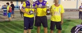 Escolinha Rolim é campeã da Copa Mabel em Ji-Paraná