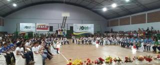 Fase Regional do Joer reúne 400 alunos atletas em São Francisco do Guaporé
