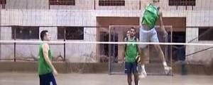 Time masculino de vôlei de Rondônia embarca para competição no Peru