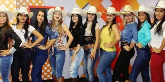 Conheça as candidatas a rainha da 31ª Expoagro de Rolim de Moura