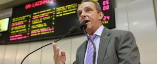 Deputado Lazinho da Fetagro pede ações urgentes do DER