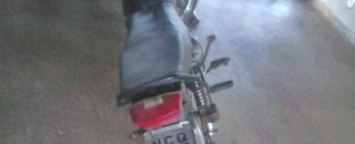 PM do Riozinho localiza recupera e motocicleta furtada