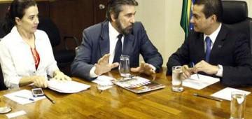 Senador Raupp e deputada Marinha defendem na APEX e no Ministério da Indústria investimentos no Distrito Industrial e na  ZPE de Porto Velho