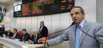 Deputado Lazinho é contrário a aumento de cota de barragens da UHE Santo Antônio