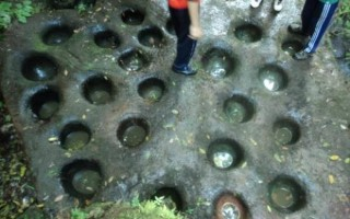 Pesquisador acredita ter achado 1° altar dos povos Incas no Brasil em Rolim de Moura