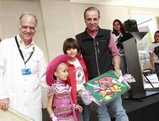 'O câncer não é caro, cara é a má gestão' alega Henrique Prata,diretor-geral do Hospital do Câncer de Barretos