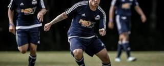 Atacante rondoniense, Robson Nassif é destaque no futebol nos EUA