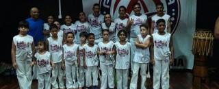 Capoeira Solidária reúne mais de 20 crianças carentes em Porto Velho