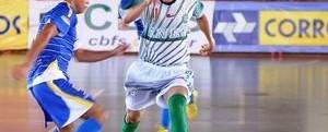 Porto Velho será sede de campeonato da Liga Norte de Futsal em outubro