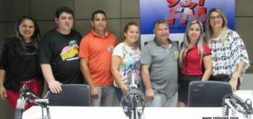 Rádio Rondônia realiza sabatina com candidatos à prefeitura de Rolim